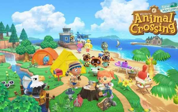 Animal Crossing: New Horizons shows too many details so that players can discover new things about how the game works