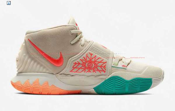 New Nike Kyrie 6 N7 to Release on June 2020
