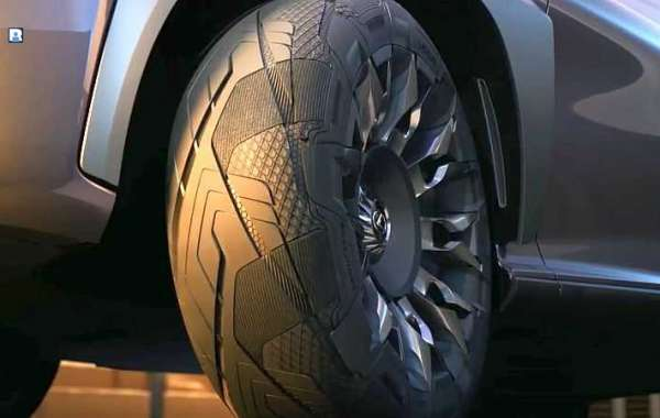 Seven Atypical Tyre Concepts that'll Leave You In Awe