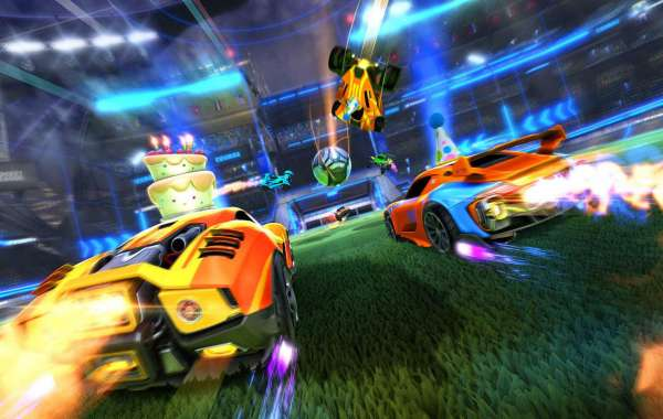 Rocket League's Rocket Pass 5 is coming in hot