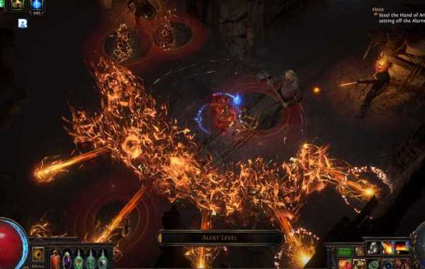 Path of Exile: The great concept art release of the traitor
