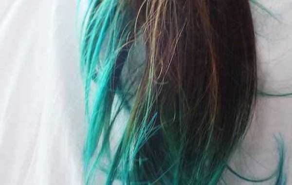 How to Dye Hair Extensions - 3 Easy Steps to Dipping Your Hair With the Right Amount of Dye