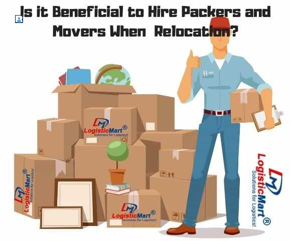 Packers and Movers in Noida - LogisticMart