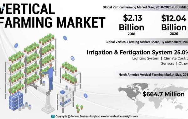 Vertical Farming Market High Capita Expenditure And High Growth Rate Till 2028