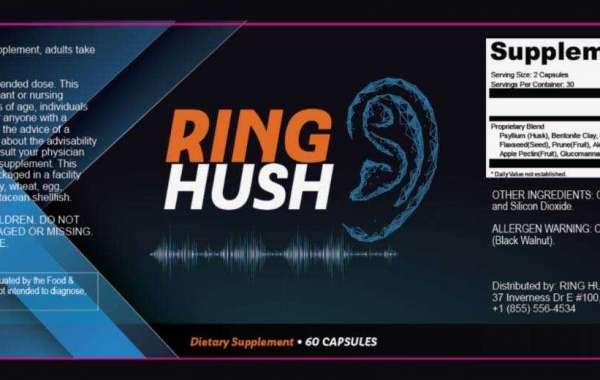 RingHush | Ring Hush Tinnitus Pills Really Work?