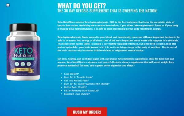 Keto NutriSlim Shark Tank Reviews- Diet Pills Price to Buy