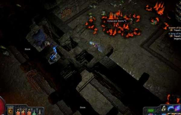 Path of Exile requires a lot of mastery for novice players