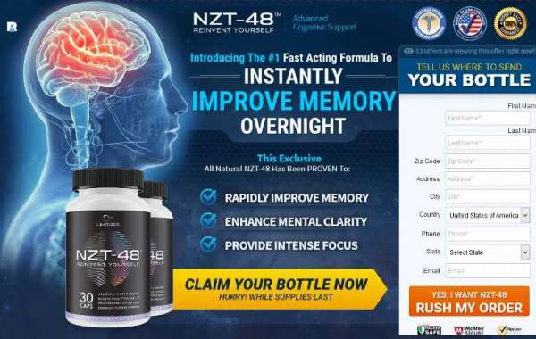 Benefits Of  NZT-48 Limitless Cognitive Support Pill