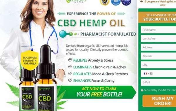 Organic Line CBD Oil UK - Have It Side Effects on Body