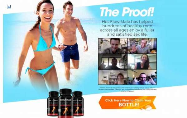 Hot Flow Male Testosterone Booster 2021 [101% Safe Supplement]