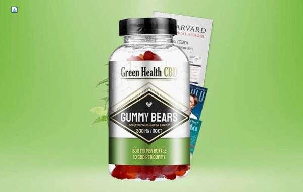 Green Health CBD Gummies (USA) Reviews
