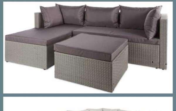 Inshare Rattan Lounge Set: Why Using Rattan Furniture