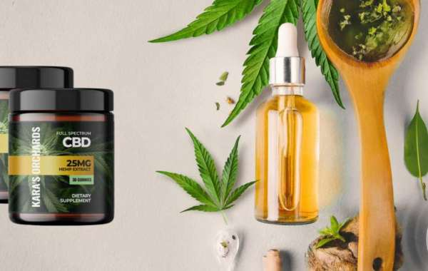 Karas Orchards CBD Gummies – Effective Formula To Fight From Anxiety