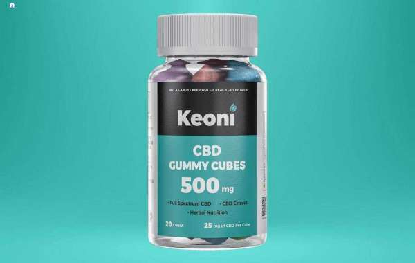 How To Use And Buy Keoni CBD Gummy Cubes?