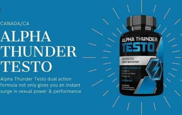 Alpha Thunder Testo Canada (CA) – Scam Or Legit