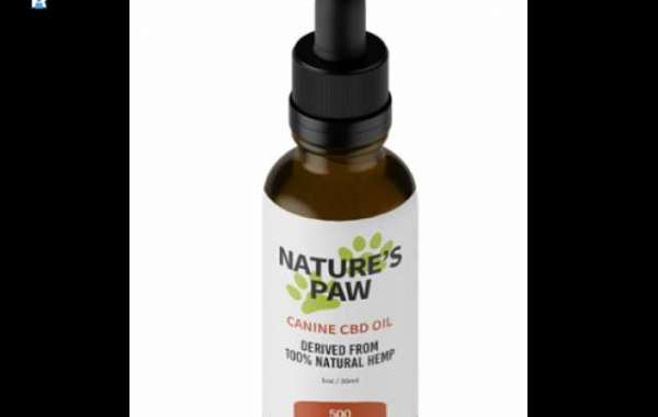 Guide to use Nature's Paw Pet CBD Oil for the dog with osteoarthritis