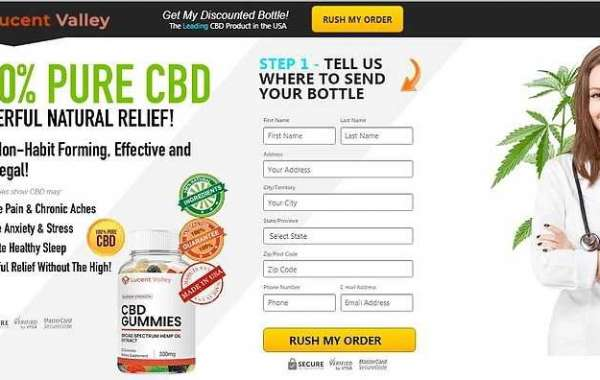 Lucent Valley CBD Gummies Reviews: Claim The Offer
