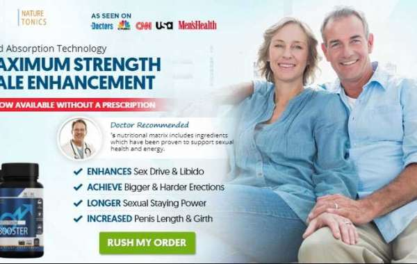 Nature Tonics Testosterone Booster 2021 [Natural Supplement] Pills: