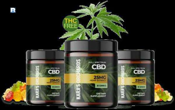 """Kara's Orchards CBD Gummies UK """"REVIEW"""" Side Effects, Benefits, Where to Buy?"""